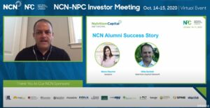Mike Dovbish (NCN) interviews Marie Chevrier (Sampler)