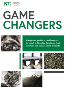 cover of Game Changers report