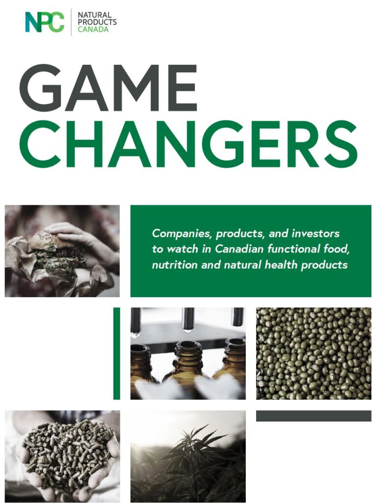 The Game Changers report looks at key innovation and investments over a 2-year period.